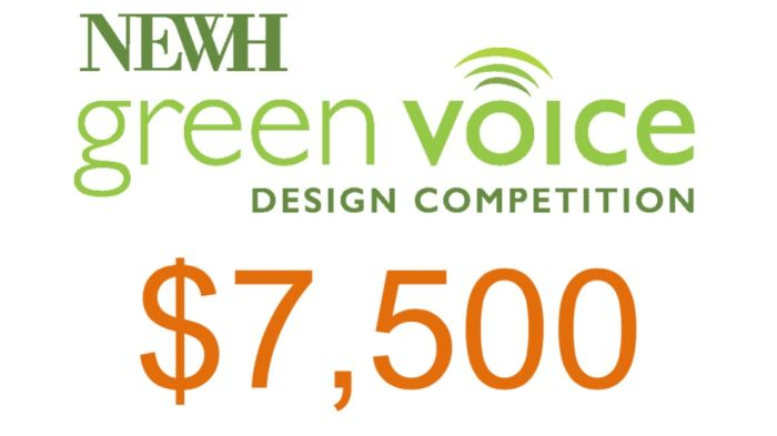 NEWH Green Voice Design Competition