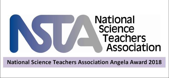 National Science Teachers Association Angela Award