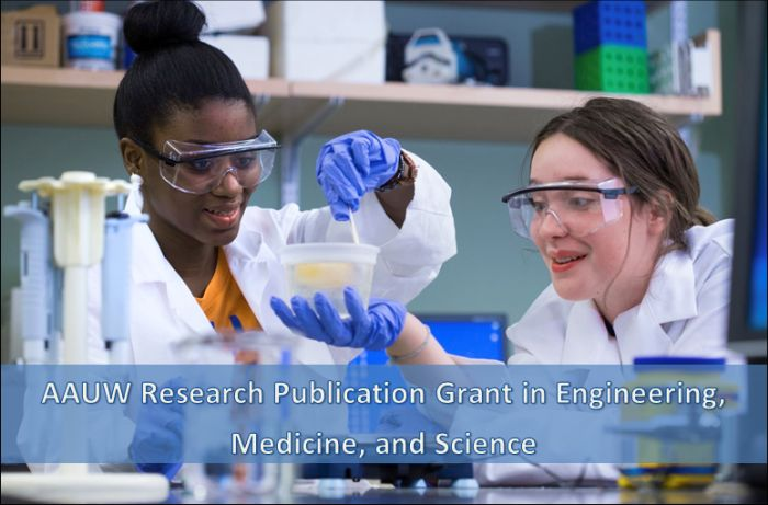 Research Publication Grant in Engineering, Medicine, and Science