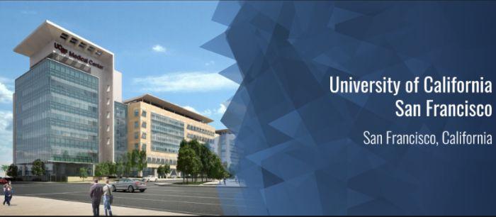 University of California, San Francisco acceptance rate