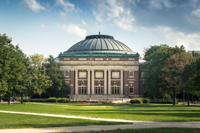 University of Illinois Acceptance Rate