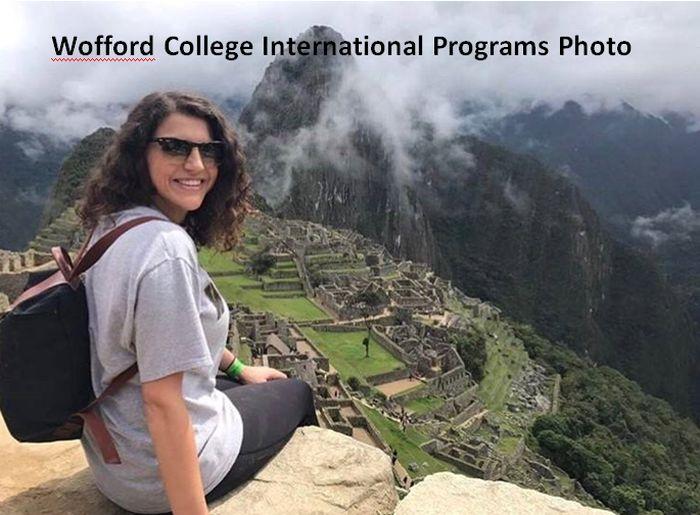 Wofford College International ProgramsPhoto Contest