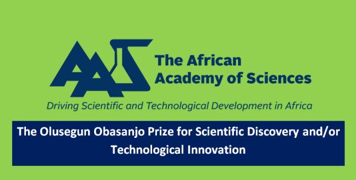 AAS Olusegun Obasanjo Prize