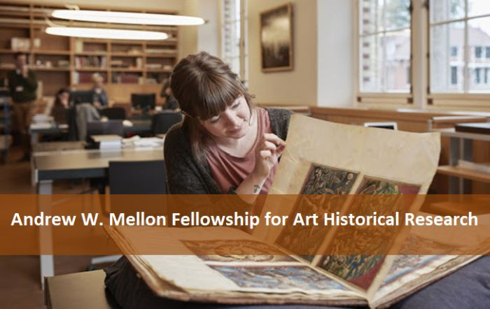 Andrew W. Mellon Fellowship for Art Historical Research