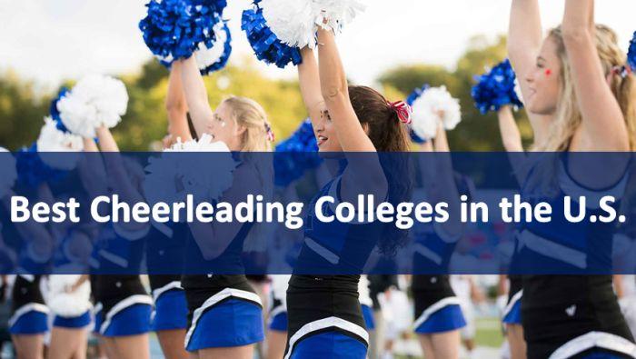 Best Cheerleading Colleges in the U.S.