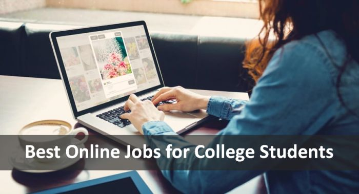 Best Online Jobs for College Students