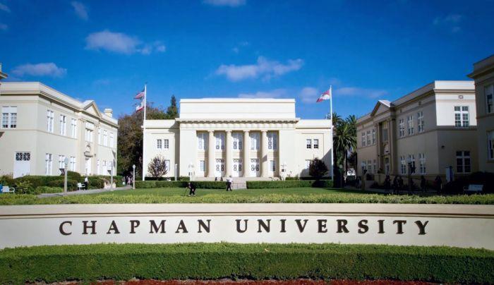 Chapman University Acceptance Rate 2018-19