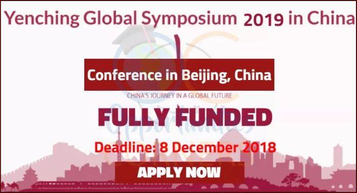 Yenching Global Symposium 2019