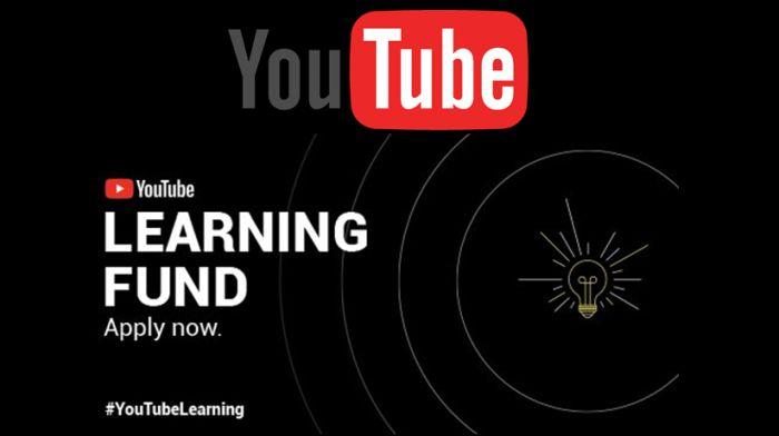 YouTube Learning Fund Program