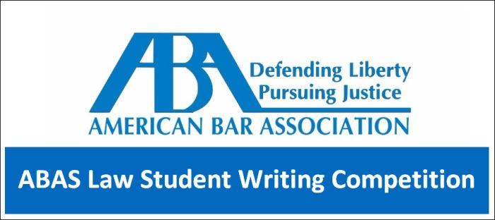ABAS Law Student Writing Competition