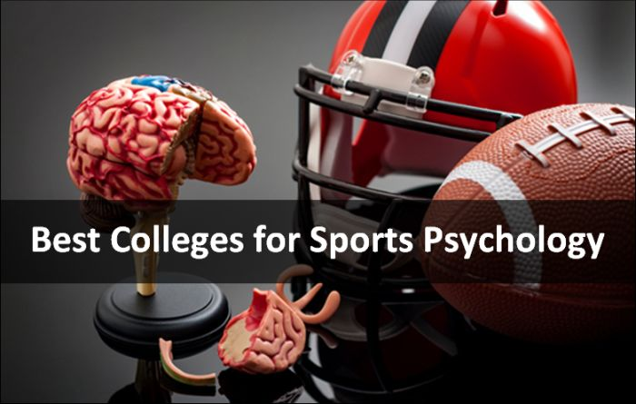 Best Colleges for Sports Psychology