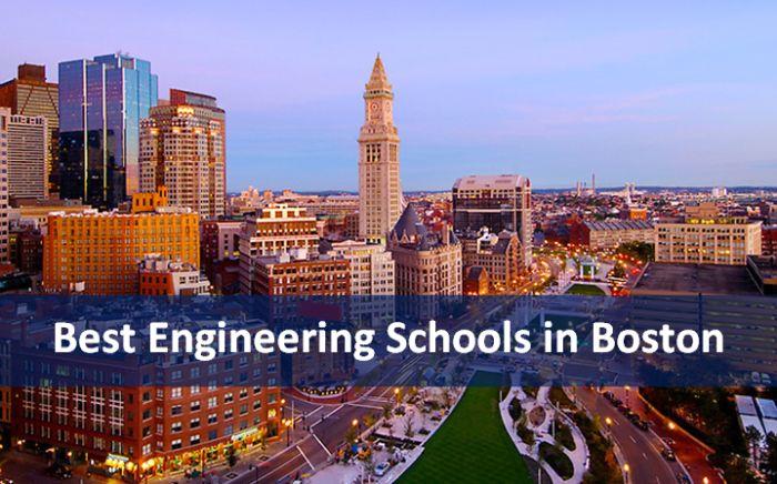 Best Engineering Schools in Boston