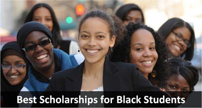 Best Scholarships for Black Students