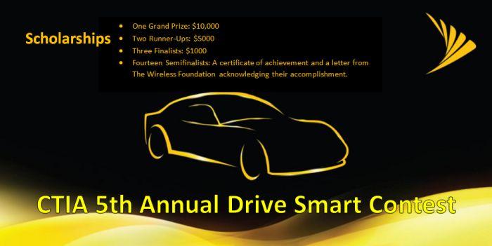 CTIA 5th Annual Drive Smart Contest