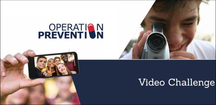 DEA Operation Prevention Video Challenge 2019