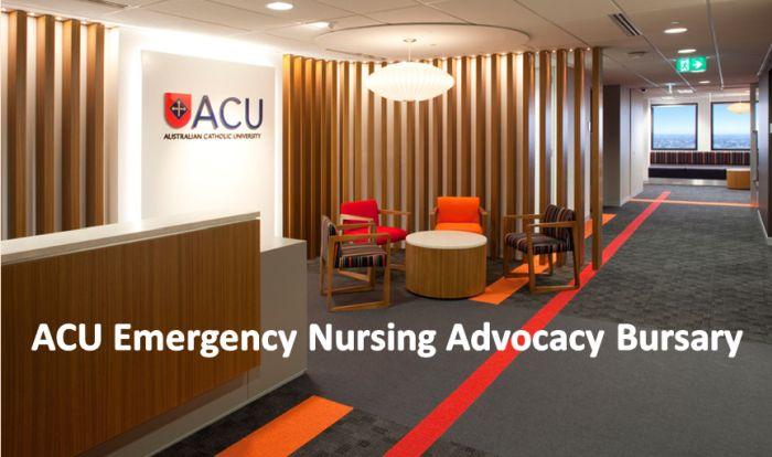 Emergency Nursing Advocacy Bursary