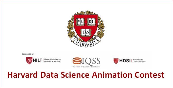Harvard Data Science Animation Contest