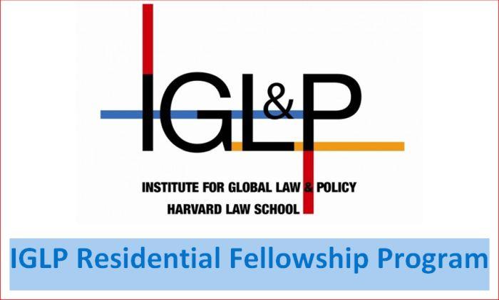 IGLP Residential Fellowship Program