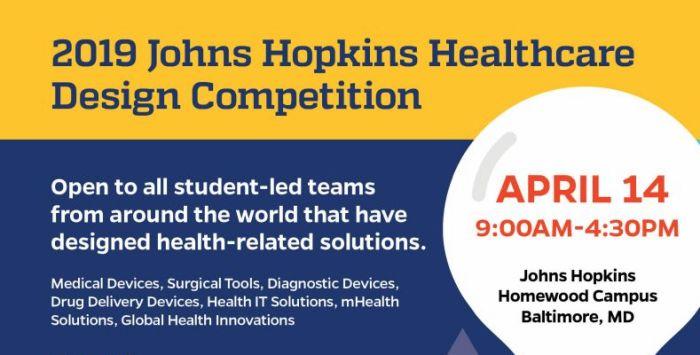 Johns Hopkins Healthcare Design Competition