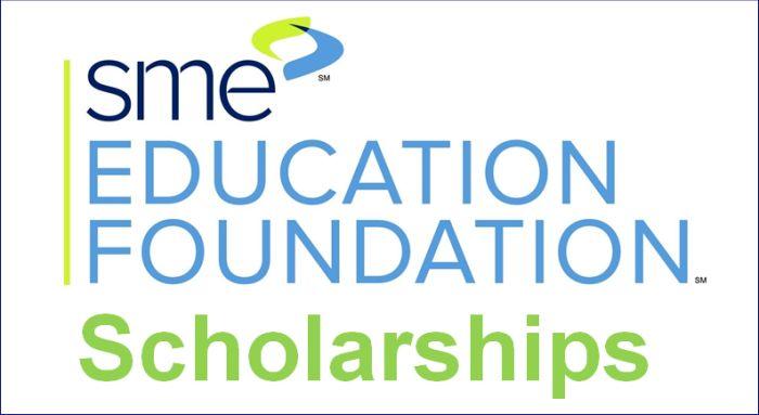 SME Education Foundation's Scholarships