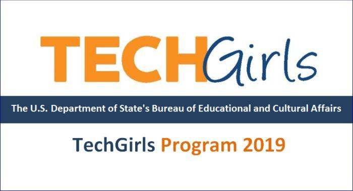 TechGirls Program 2019