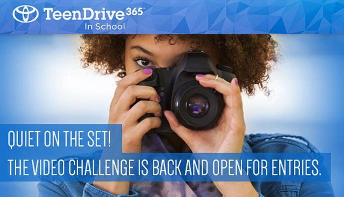 Toyota TeenDrive365Video Challenge