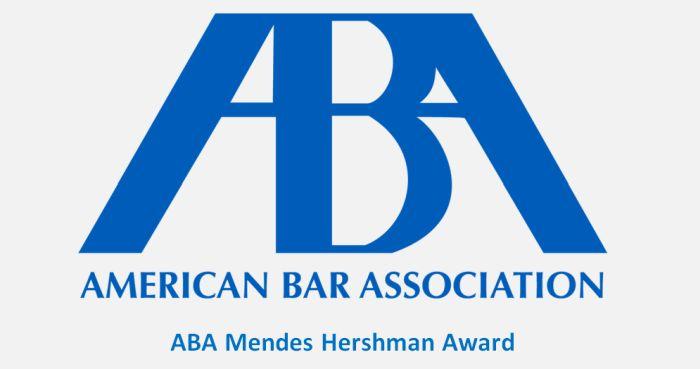 ABA Mendes Hershman Award