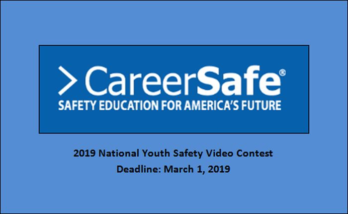 2019 National Youth Safety Video Contest