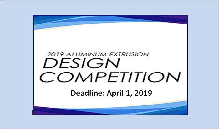 Aluminum Extrusion Design Competition