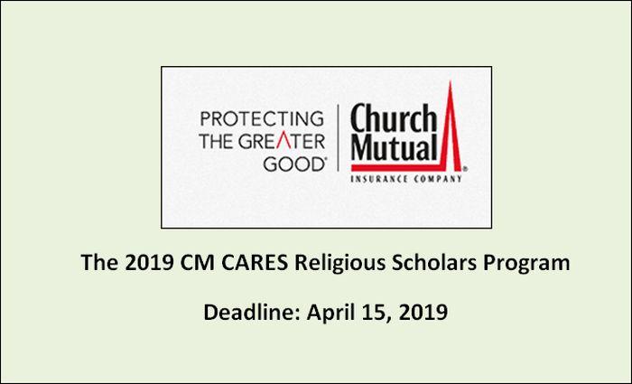 CM CARES Religious Scholars Program