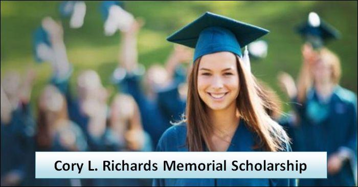 Cory L. Richards Memorial Scholarship