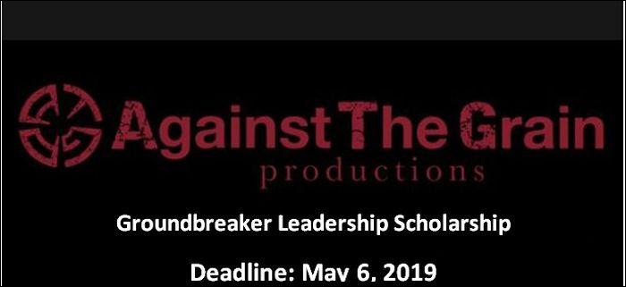 Groundbreaker Leadership Scholarship