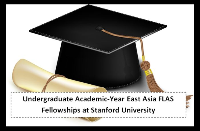 Undergraduate Academic-Year East Asia FLAS Fellowships at Stanford University