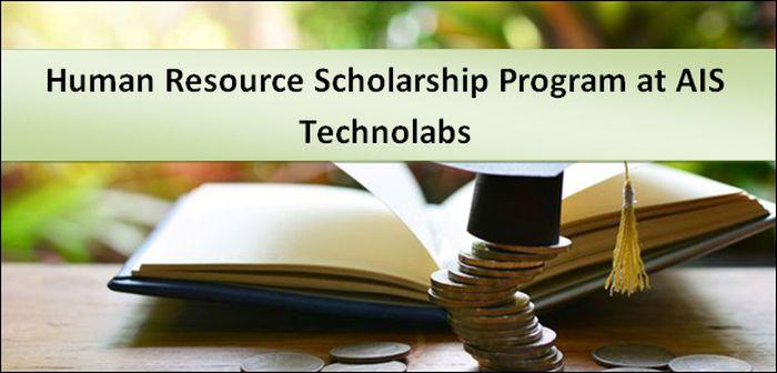 Human Resource Scholarship Program at AIS Technolabs