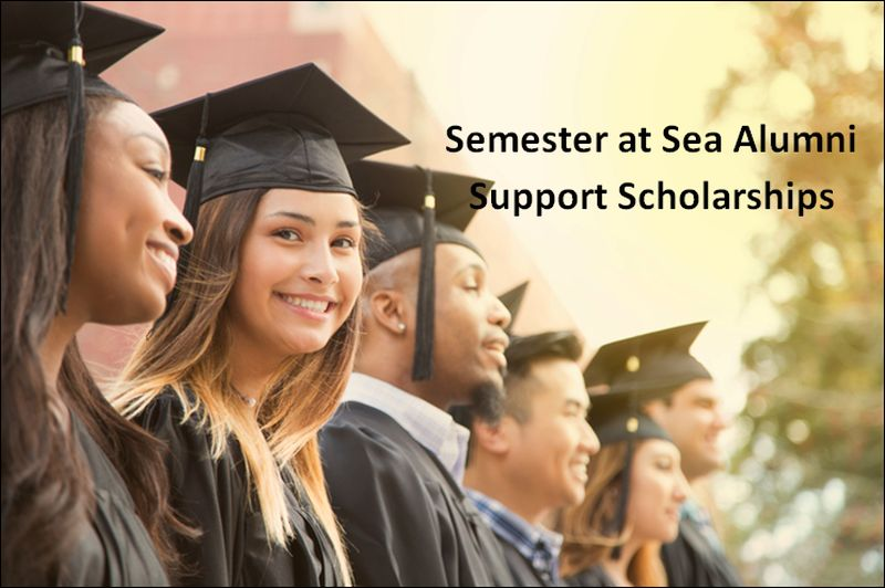 Semester at Sea Alumni Support Scholarships