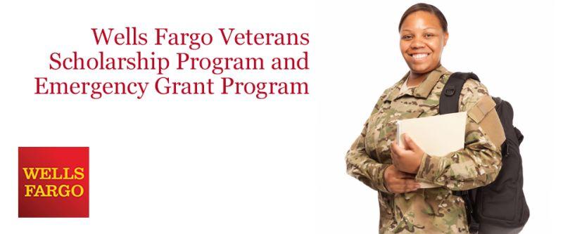Wells Fargo Veterans Emergency Grant Program