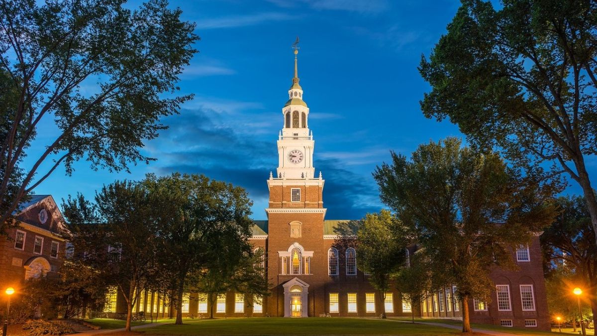 Mitchell Scholarship at Dartmouth College