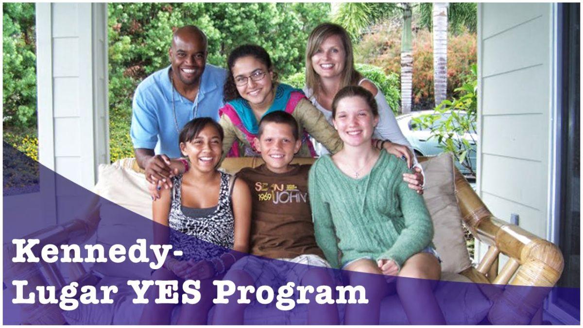 Kennedy-Lugar Youth Exchange & Study (YES) Abroad program