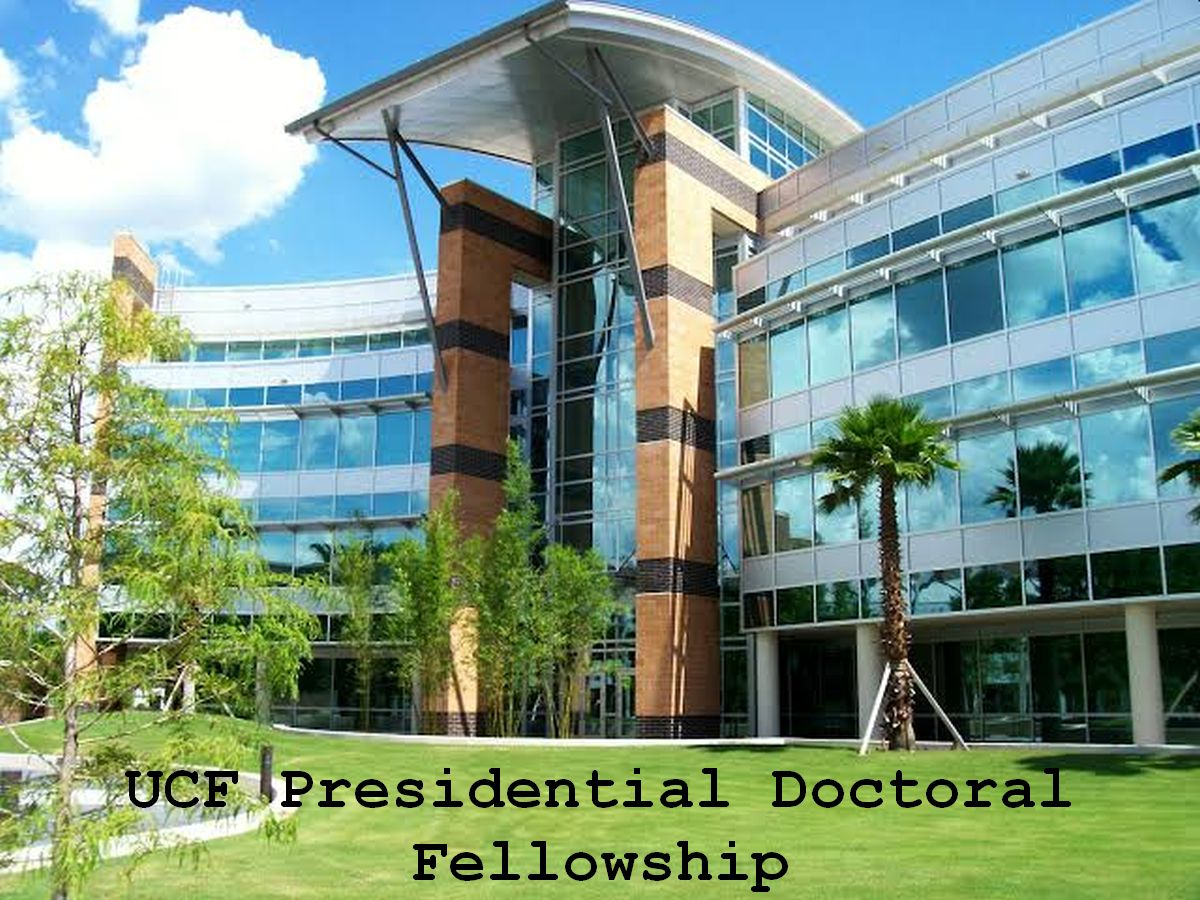 UCF Presidential Doctoral Fellowship