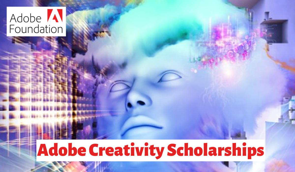 Adobe Creativity Scholarships