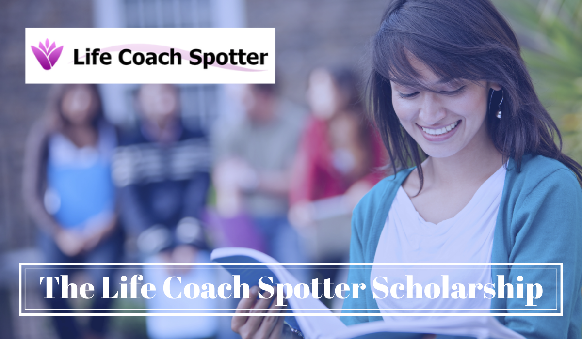 The Life Coach Spotter Scholarship