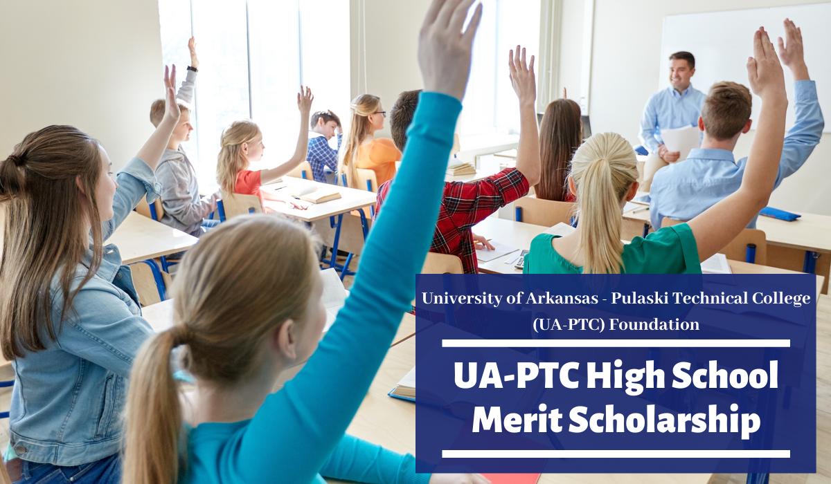 UA-PTC High School Merit Scholarship