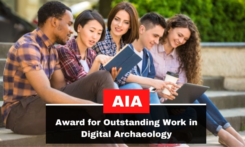 AIA Award for Outstanding Work in Digital Archaeology