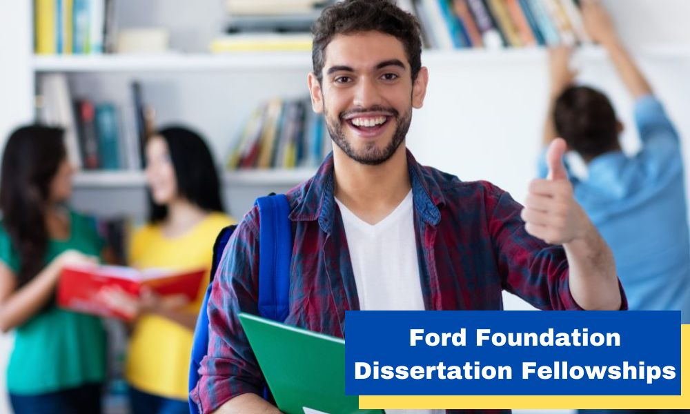 Ford Foundation Dissertation Fellowships