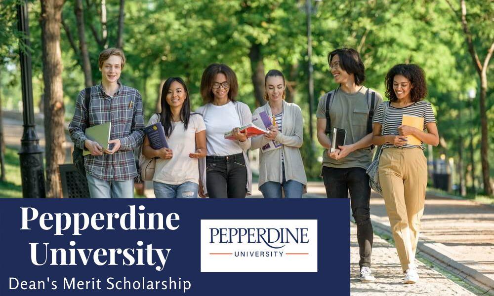 Pepperdine University Dean's Merit Scholarship