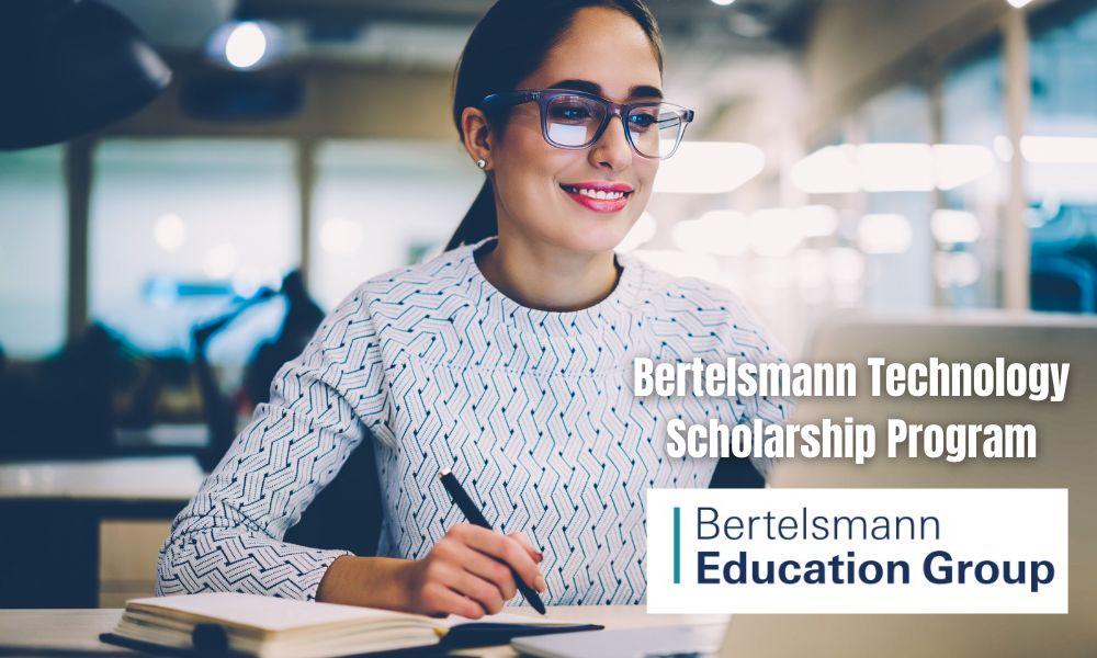 Bertelsmann Technology Scholarship Program