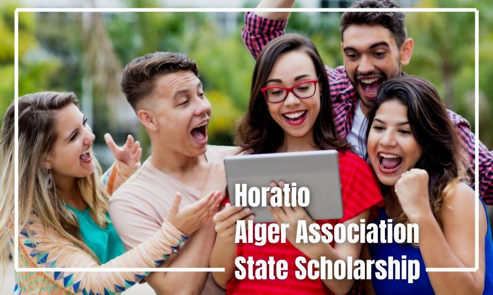 Horatio Alger Association State Scholarship