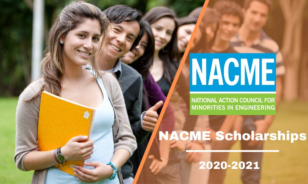 NACME Scholarships in Engineering and Computer Science