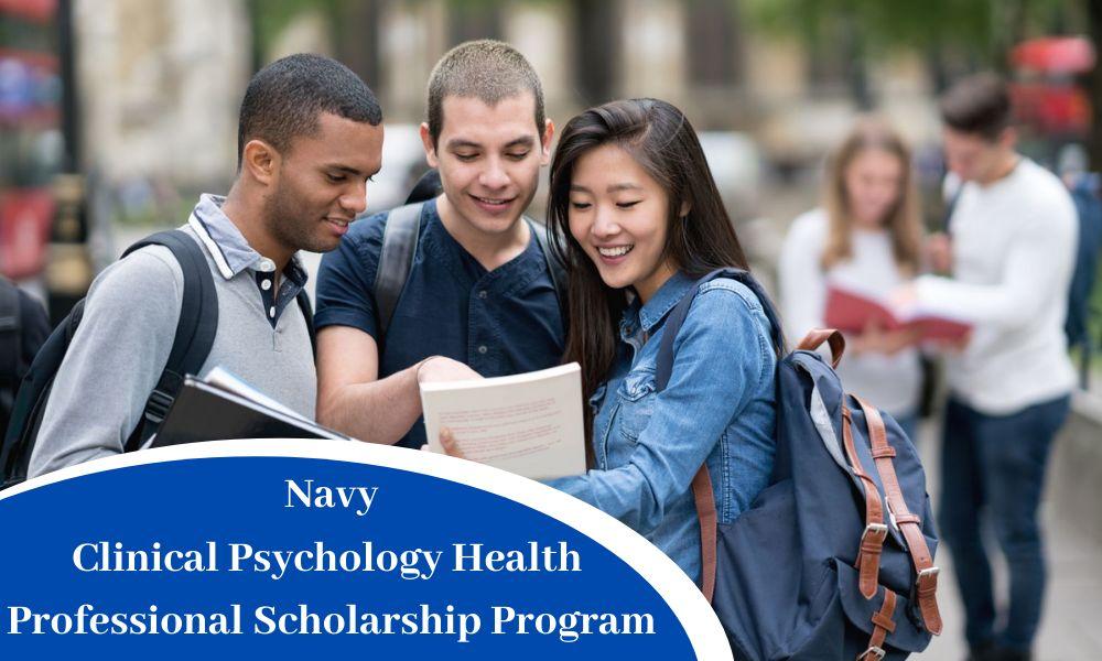 Navy Clinical Psychology Health Professional Scholarship Program