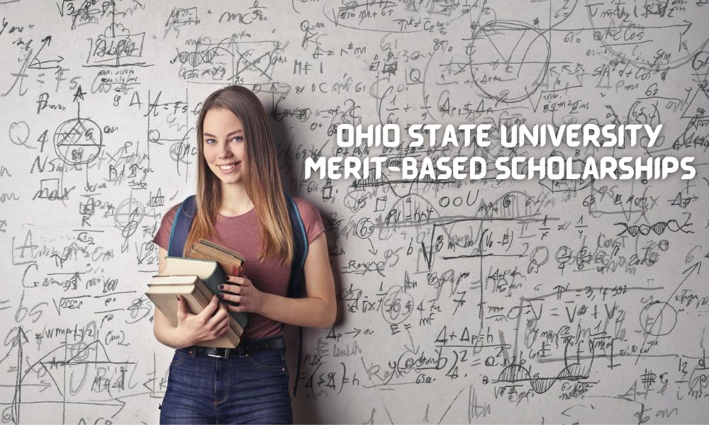 Ohio State University Merit-based Scholarships